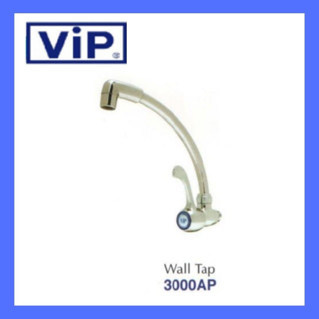 VIP 3000AP Single Sink wall tap [ ECONOMY SERIES ]