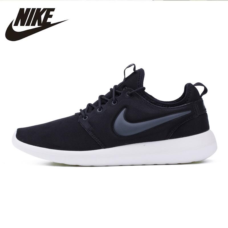 pas mal ccc18 d426f NIKE 2016 Nouvelle Arrivée Nouveau Modèle Mâle Chaussures D'été Noir Et  Blanc Lo