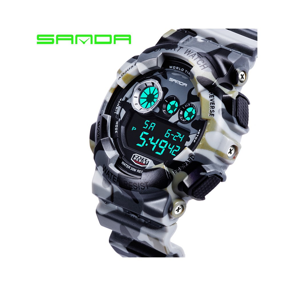 Casio Standard Ae 1100w 1av Digital Watch Jam Tangan Original 1200wh 1bv Shopee Malaysia
