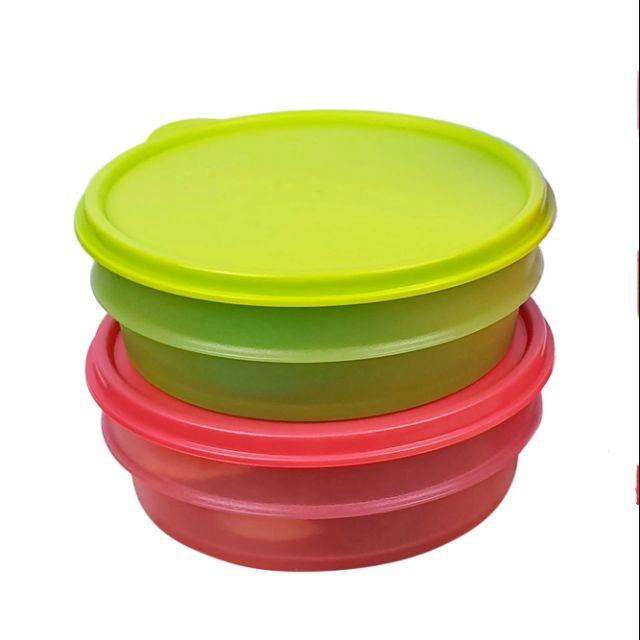 {ReadyStock} Tupperware Sweet Stackable 500ml 1set 2pcs
