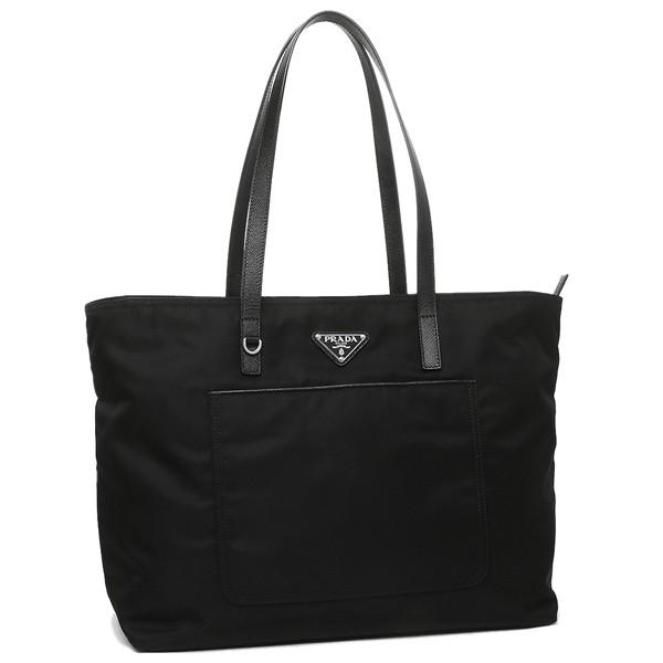 ed737cb05871 Prada Tote Bag - Black 1BG052 V44 F0002 | Shopee Malaysia