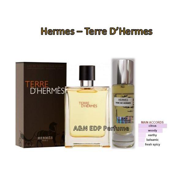 Edp D'hermes 35ml Perfume Hermes Terre IE2DWH9Y