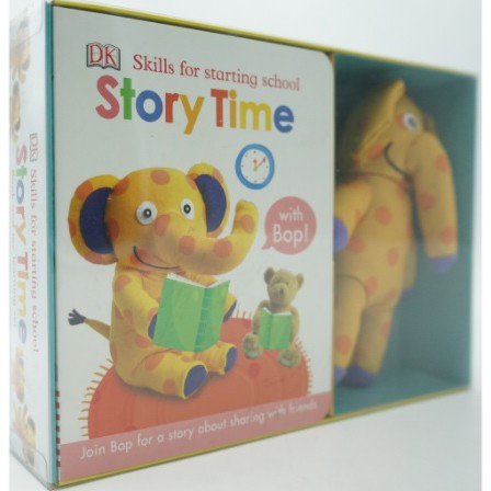 Skill For Starting School Story Time - Get Ready For School