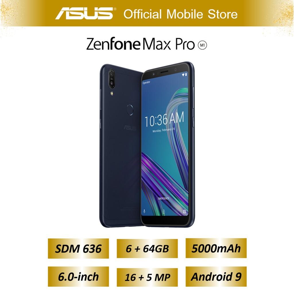 Asus Zenfone Max Pro M1 (6+64GB) ZB602KL