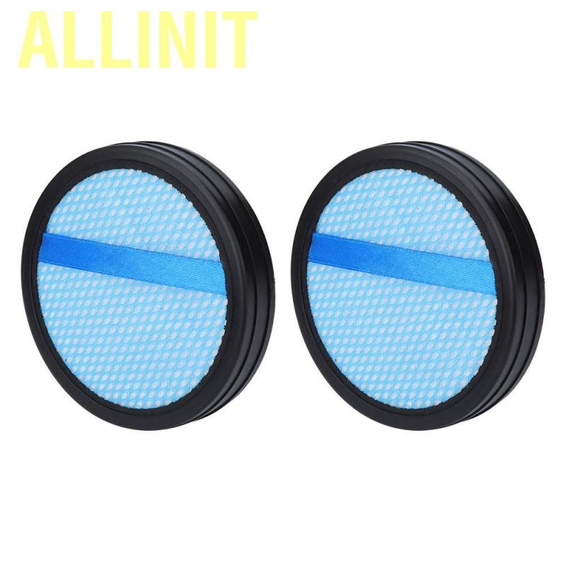 2* Washable Filter For Philips FC6409 FC6171 FC6405 FC6162 FC6168 Vacuum Cleaner