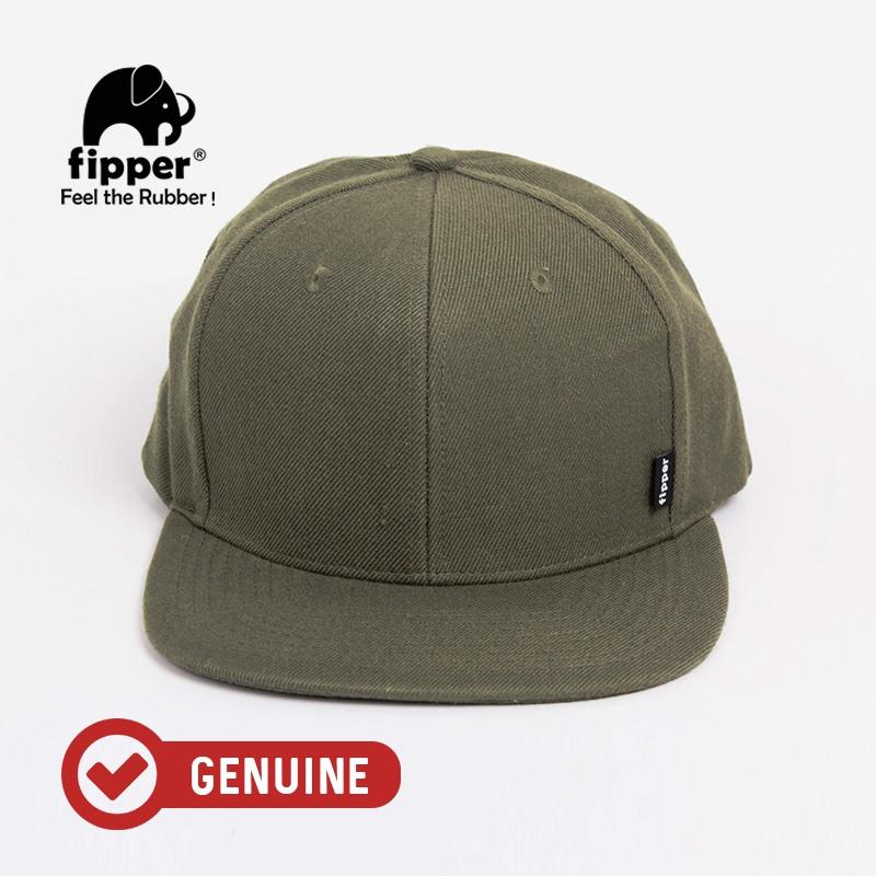 4cef6ef4ee942 Fipper 23One Snapback Cap Black   Black
