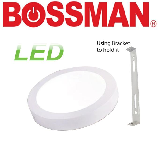 BOSSMAN SURFACE MOUNTED LED DOWNLIGHT
