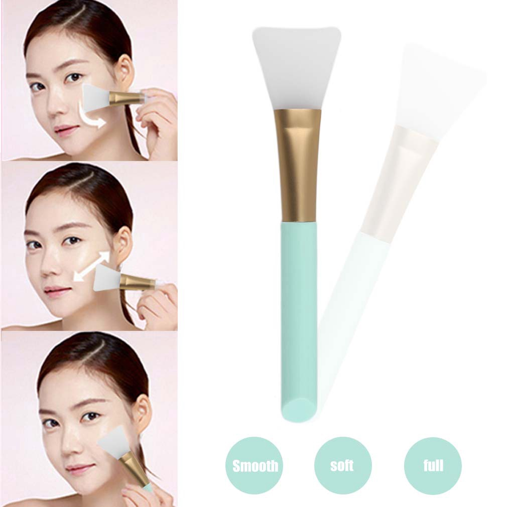 DIY Facial Mask Make Tools Pro Makeup Blender Silicone Brush Cosmetic