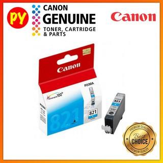 Canon CLI-821 Cyan Original Ink Cartridge CLI821 CLI 821 | Shopee Malaysia