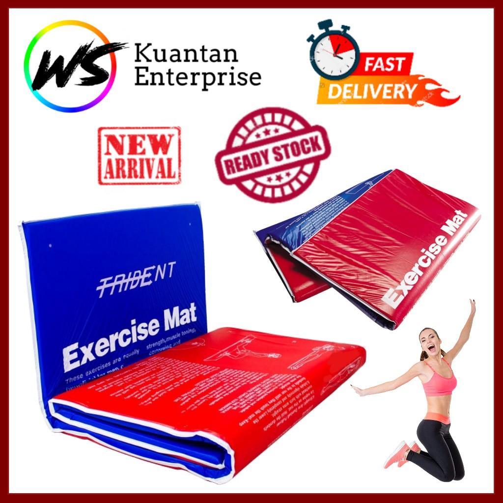 【100% Ready Stock】25mm Yoga Mat / Exercise Mat / Gym Mat (60cm x 180cm)