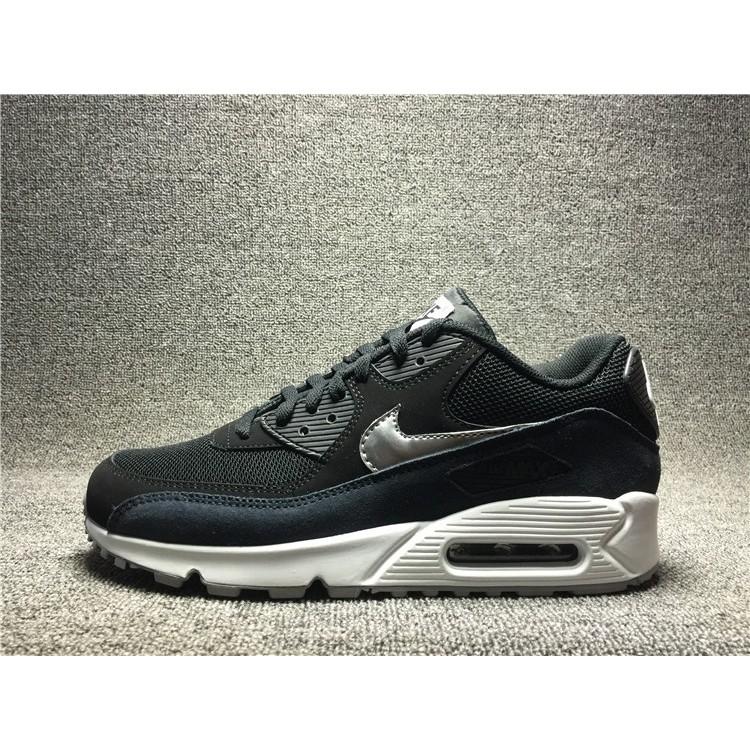 Nike Men's Air Max 90 Ultra Essential, DARK GREYWOLF GREY COOL GREY BLACK