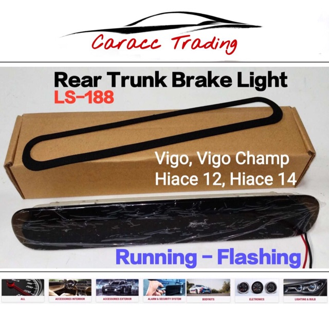 TOYOTA HILUX VIGO BRAKE LIGHTS