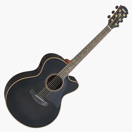 Yamaha CPX1200II 41'' Medium Jumbo Solid Spruce Top Acoustic Electric Guitar
