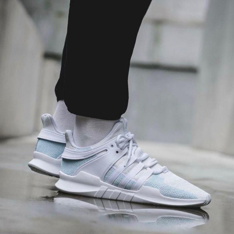 Adidas EQT Support ADV Parley 'Blue Spirit Off White'