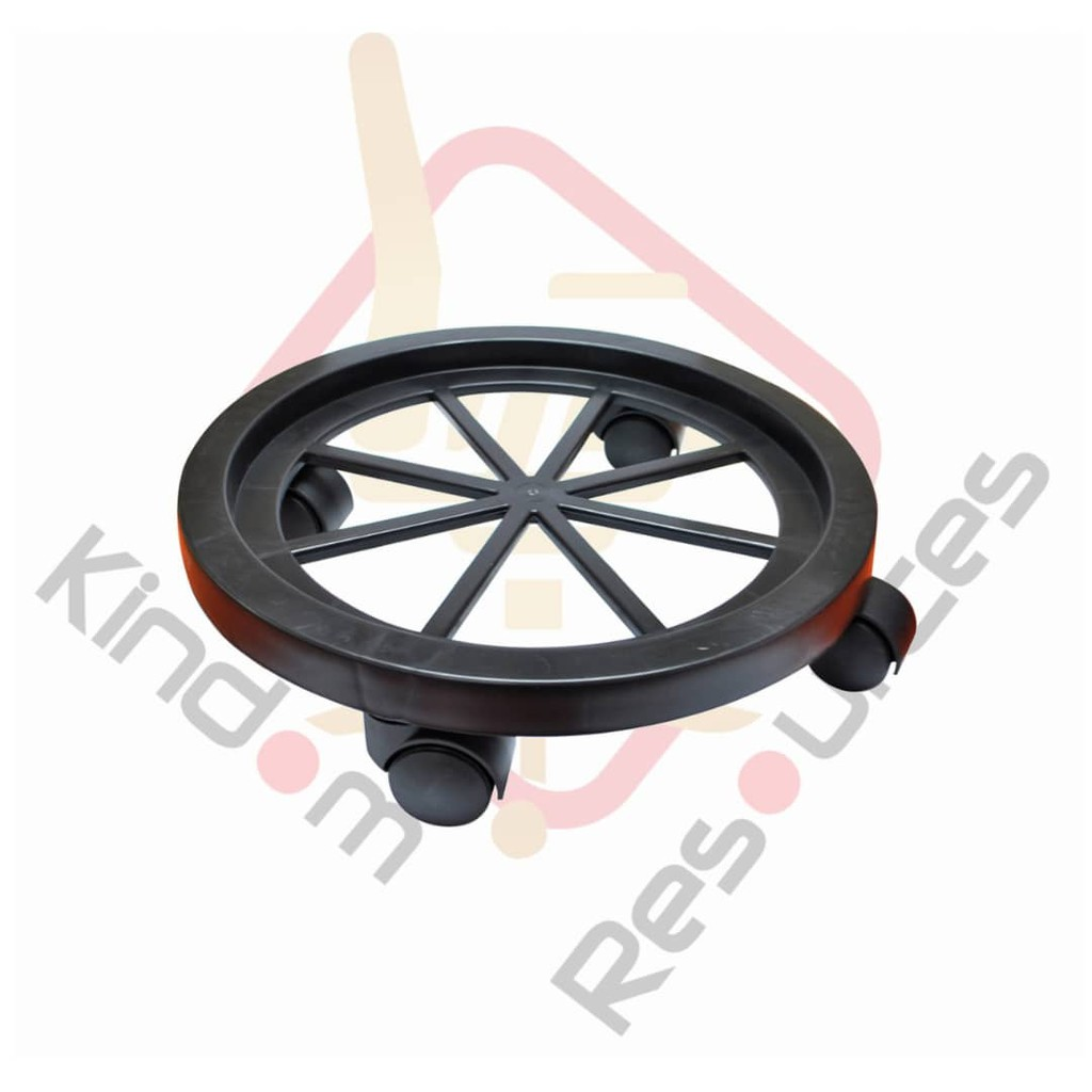 (UPGRADE) Gas Tank Trolley Heavy Duty / Gas Tank Stand With Roller / Gas Tank Roller / Gas Cylinder
