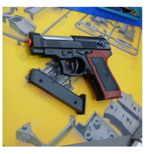 M126 Toy Gun Plastik Black Shopee Malaysia