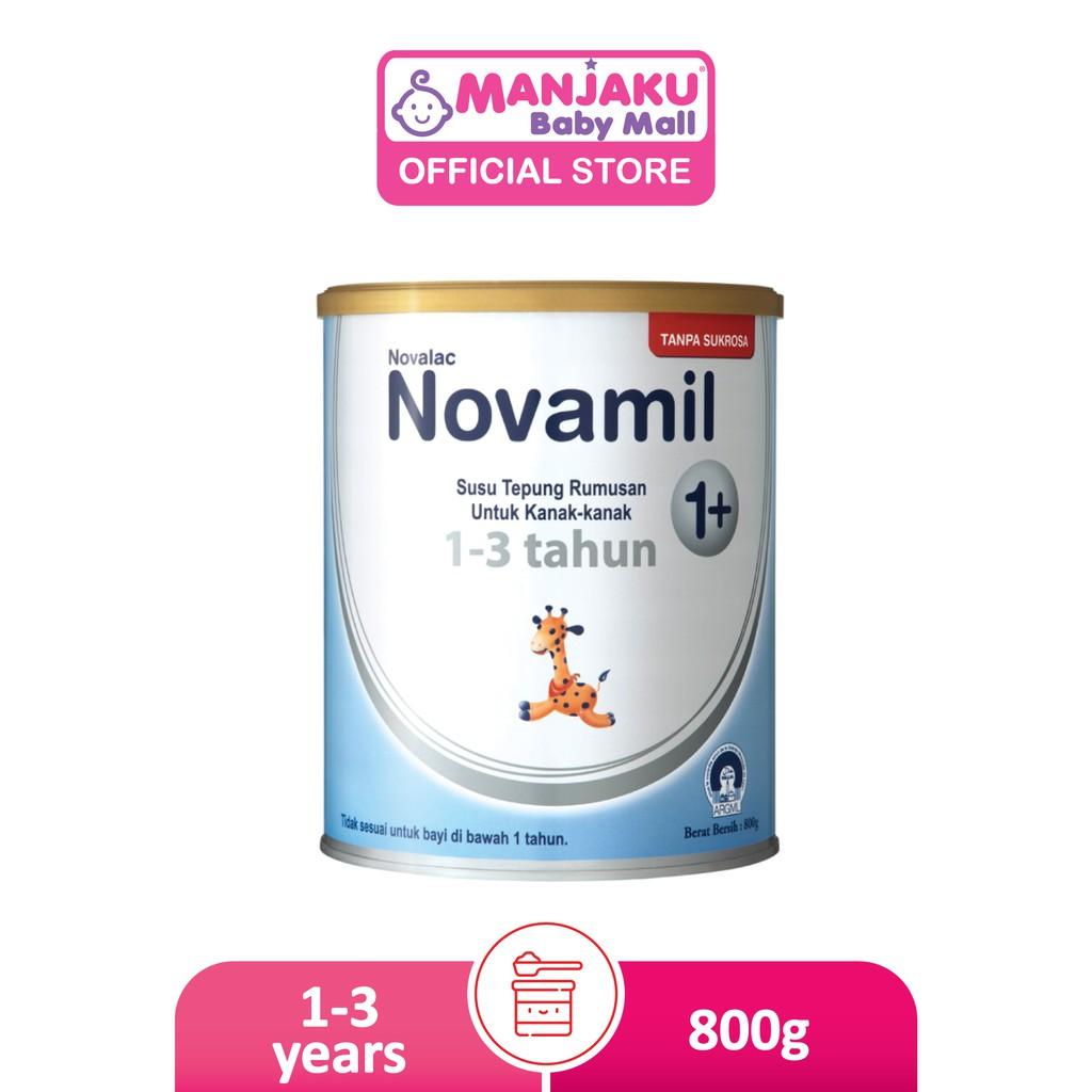 Novalac Novamil 1+ Growing Up Milk Formula (800g)