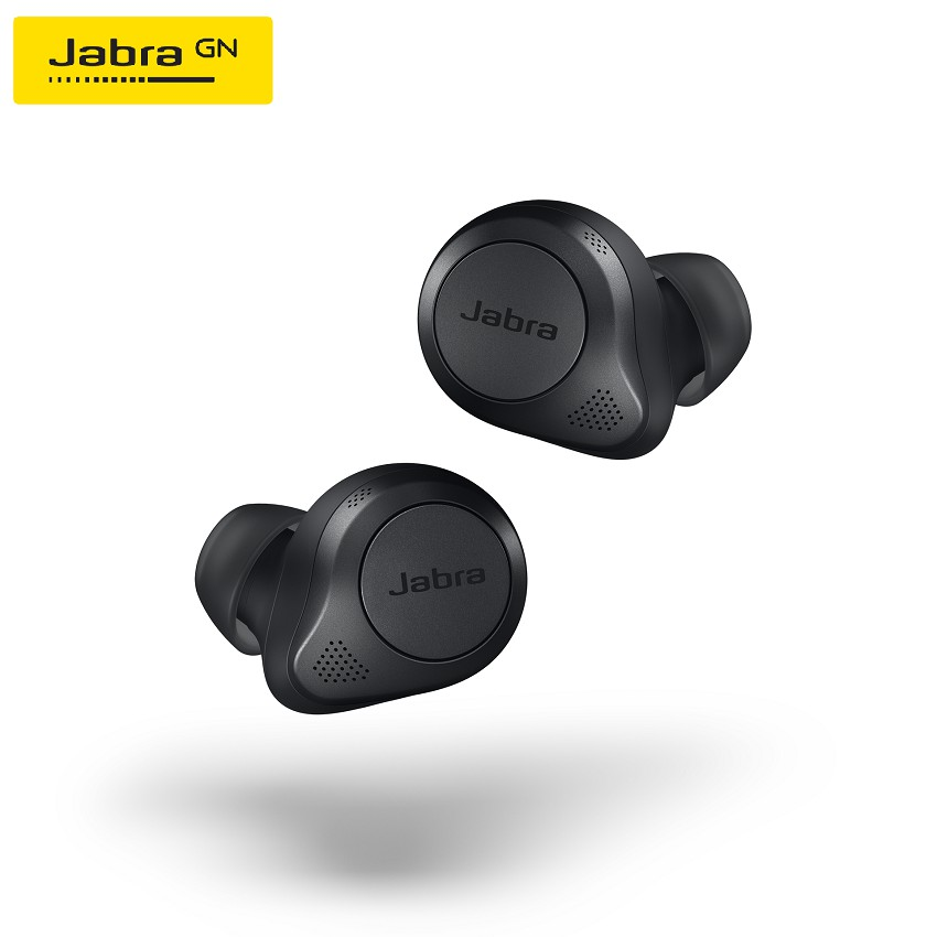 Jabra Elite 85t Grey True Wireless Earbuds - Jabra Advanced ANC™ with Long Battery Life