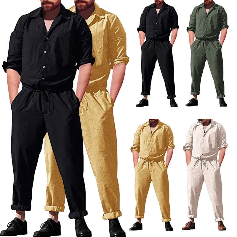 779e1096204 men jumpsuit - Pants Prices and Promotions - Men s Clothing Feb 2019 ...
