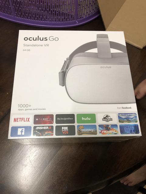 Oculus Go - 32GB / 64GB | Shopee Malaysia