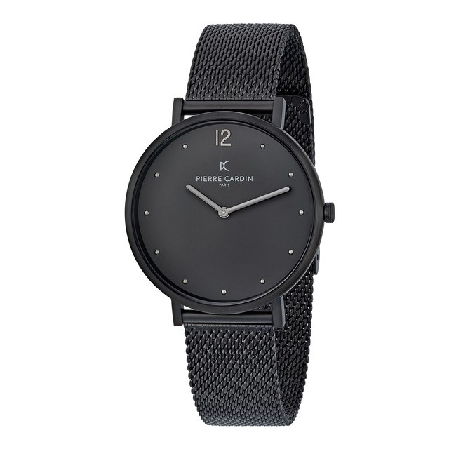 Pierre Cardin Analog Watch For Unisex Metal Band Cbv 1020 Shopee Malaysia