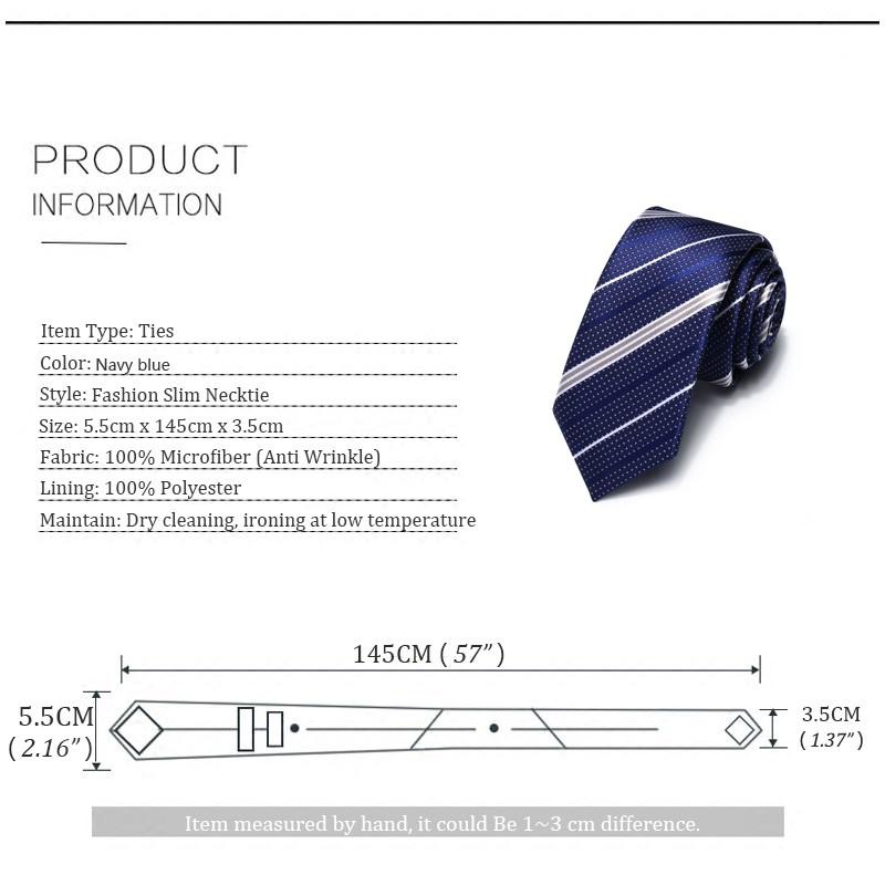 Retro Vintage Plain Mens Tie Clip Clamp Simple Bar Holder 5.5cm Necktie Clasp