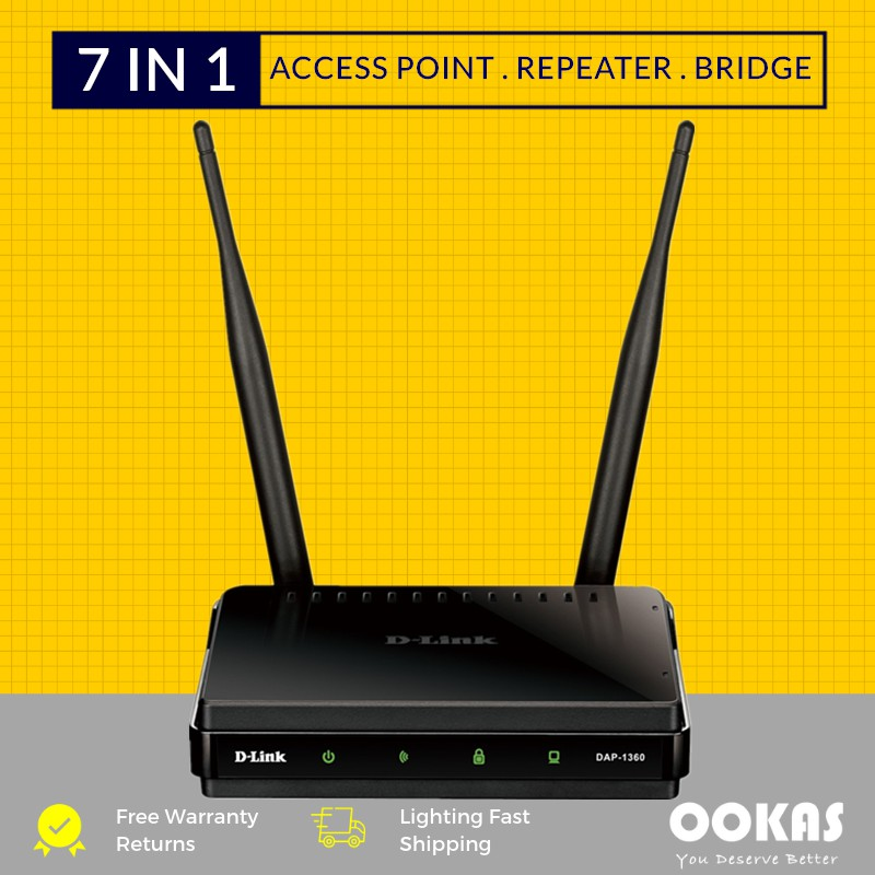 D-LINK DSL-2750E Wireless N 300mbps Streamyx ADSL2+ Modem WiFi Router | Shopee