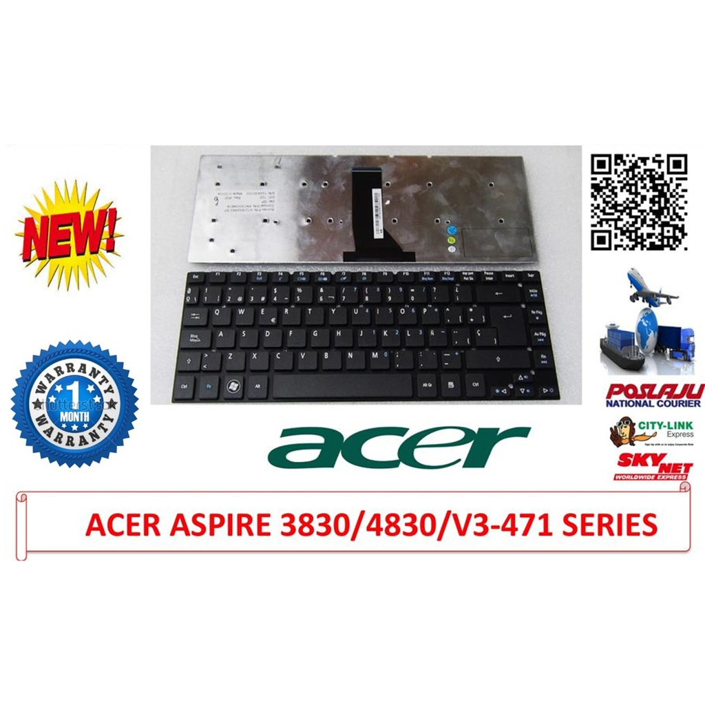 Aspire Keyboard Computer Accessories Online Shopping Sales And Acer 4738 4738g 4738z 4738zg Promotions Computers Laptops Aug 2018 Shopee Malaysia