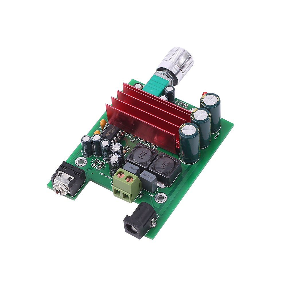 Tda7492 Bluetooth 40 Audio Receiver Digital Power Amplifier Board Am Fm Radio Pcb Circuit And Tablet View Pcba Module Red Shopee Malaysia