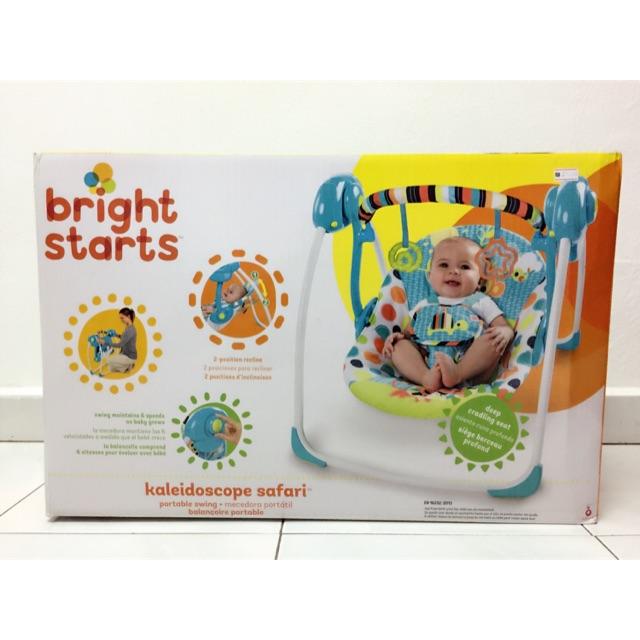 6a91cc466 Bright Starts Pondside Pals Door Baby Jumper | Shopee Malaysia
