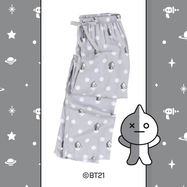 Bts X Bt21 Set Wear Pyjamas Official Shopee Malaysia