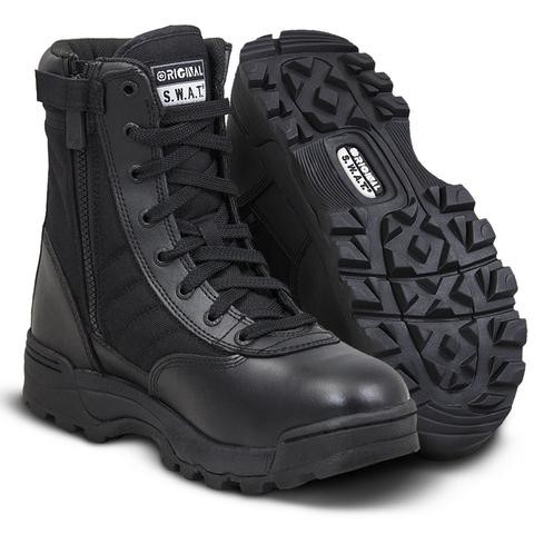 "Original SWAT Classic 9"" Side Zip Boot"