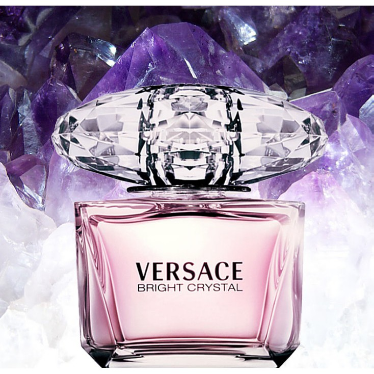 VERSACE BRIGHT CRYSTAL (Europe Authentic Perfume )