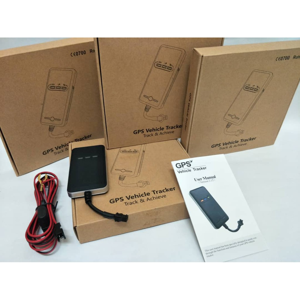 GPS TRACKER FOR VEHICLE , BUS , LORRY