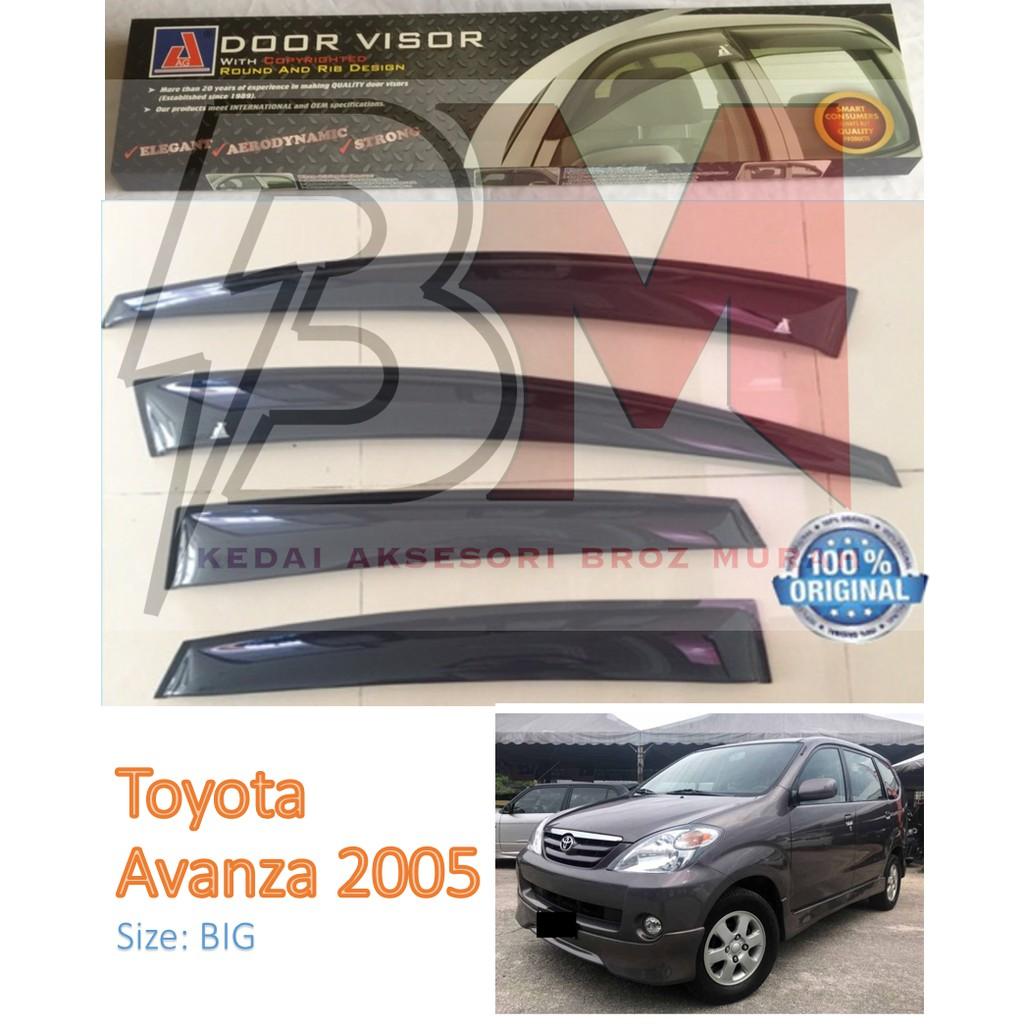 Kelebihan Avanza 2005 Harga