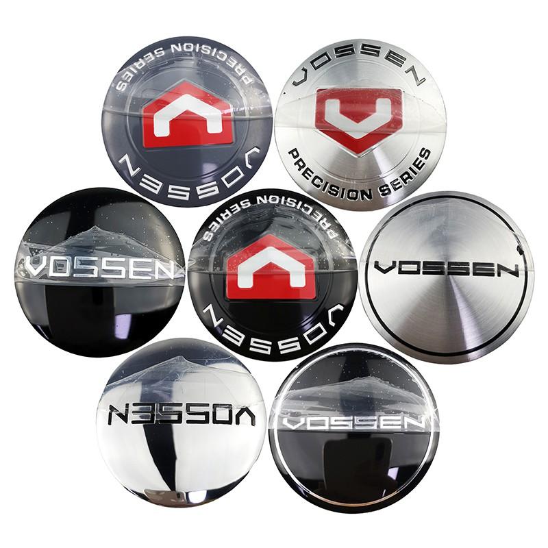 4pcs 56mm Black Car logo Wheel Center Hub Caps Sticker Emblem Badge for buick