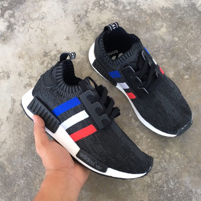 check out 74aad 5c548 adidas nmd tri colour (black)