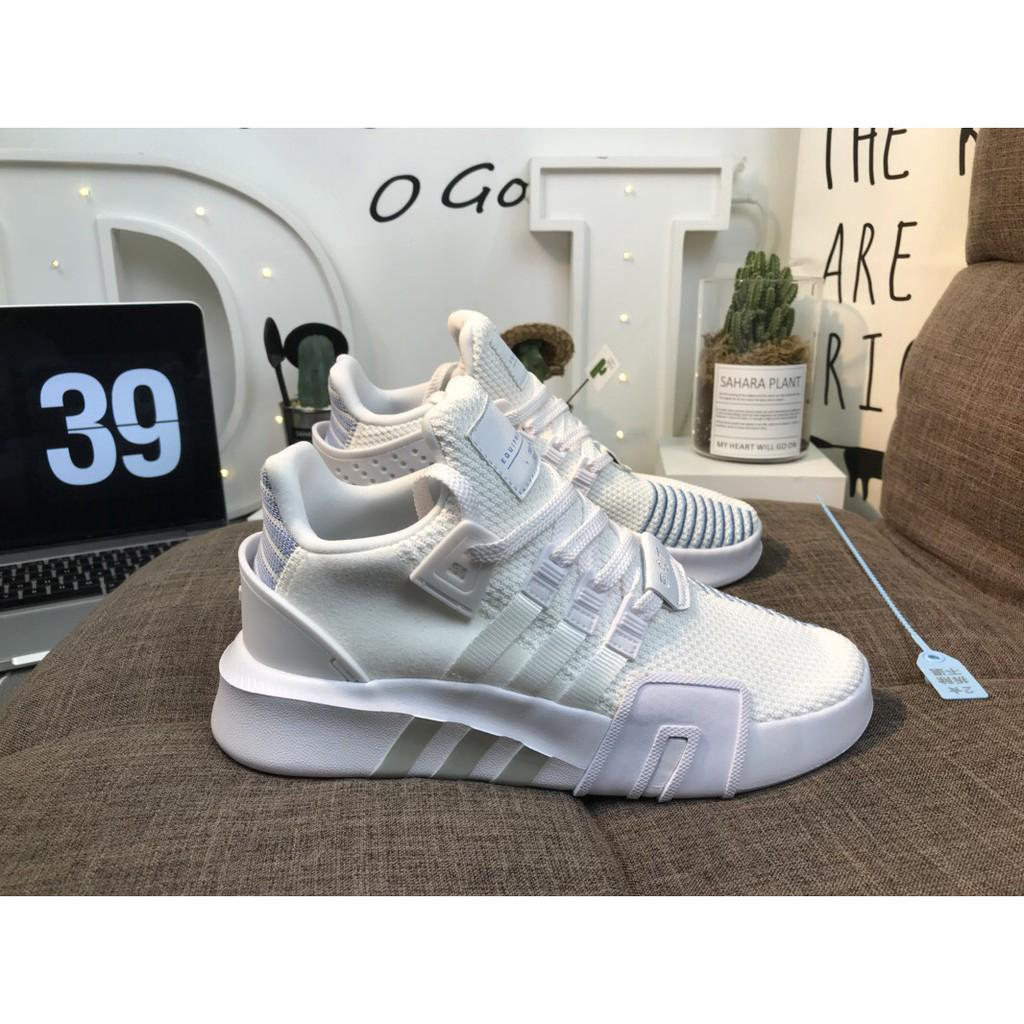 huge selection of ee0c1 3e04e ADIDAS Authentic EQT BASK ADV AC7354 Women's shoes White and ...