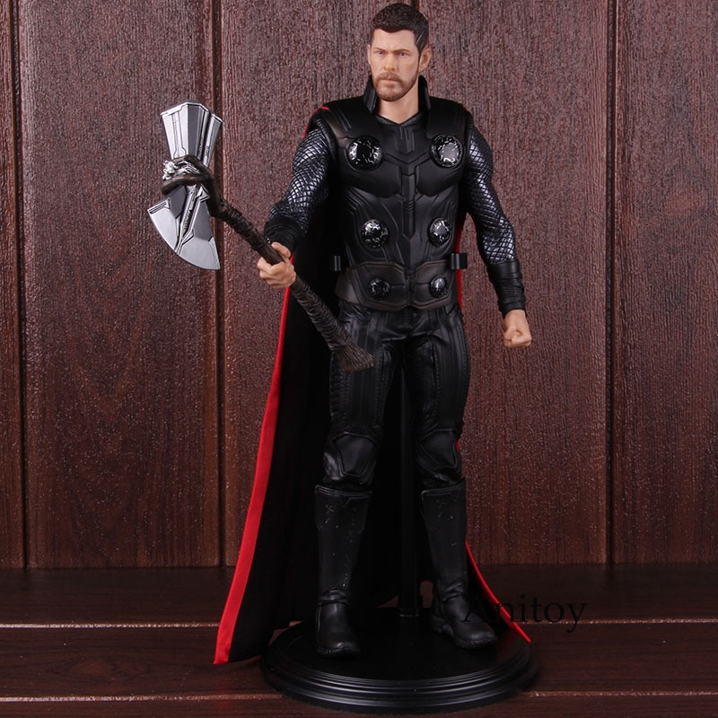 Empire Toys Marvel Avengers Infinity War Thor Action Figure Collectible Toy