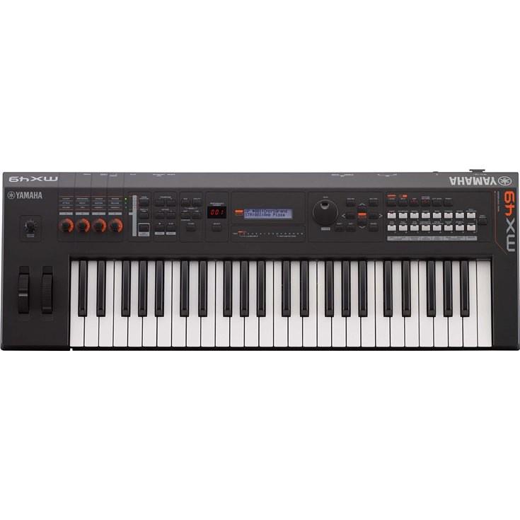 YAMAHA MX-49 49 Keys Synthesizer ( MX49 ) Music Keyboard