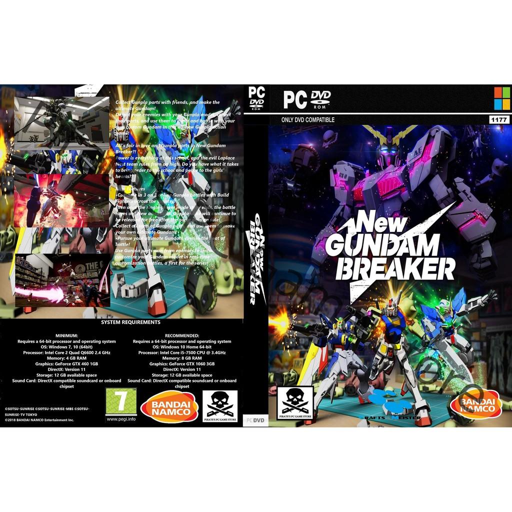 (PC) New Gundam Breaker