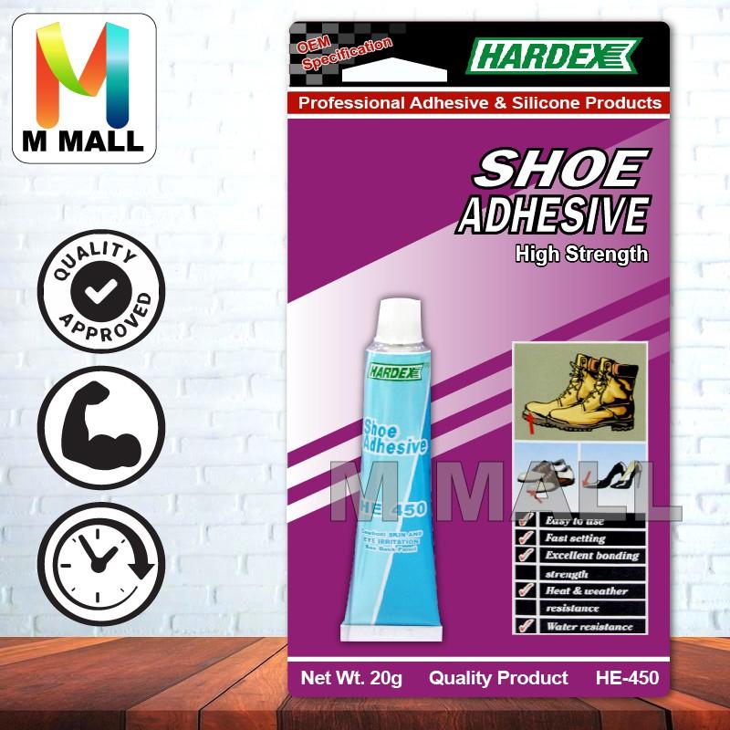 HARDEX HE450 SHOE ADHESIVE GLUE HIGH STRENGTH