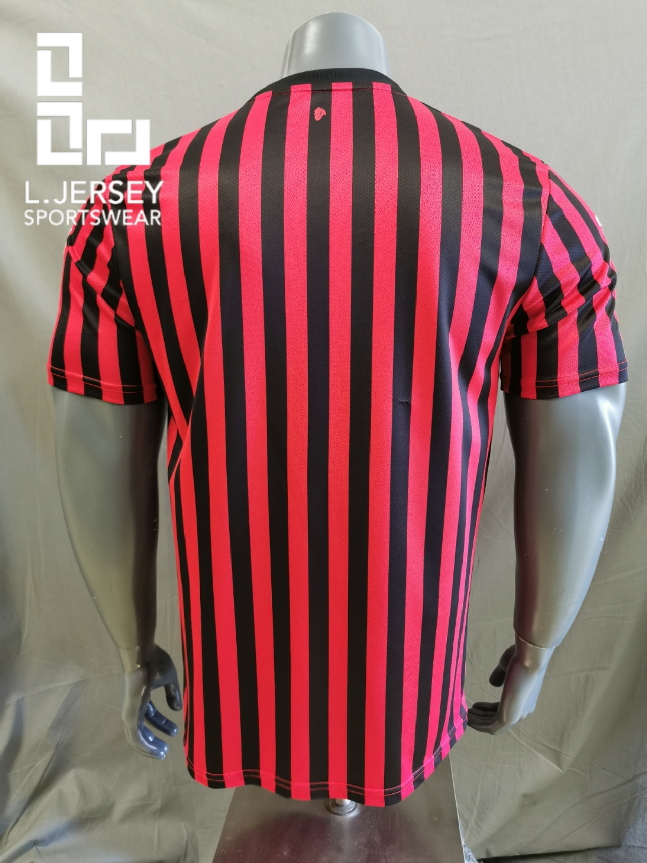AC Milan Men Home Season 19/20 Fans Issue Jersey
