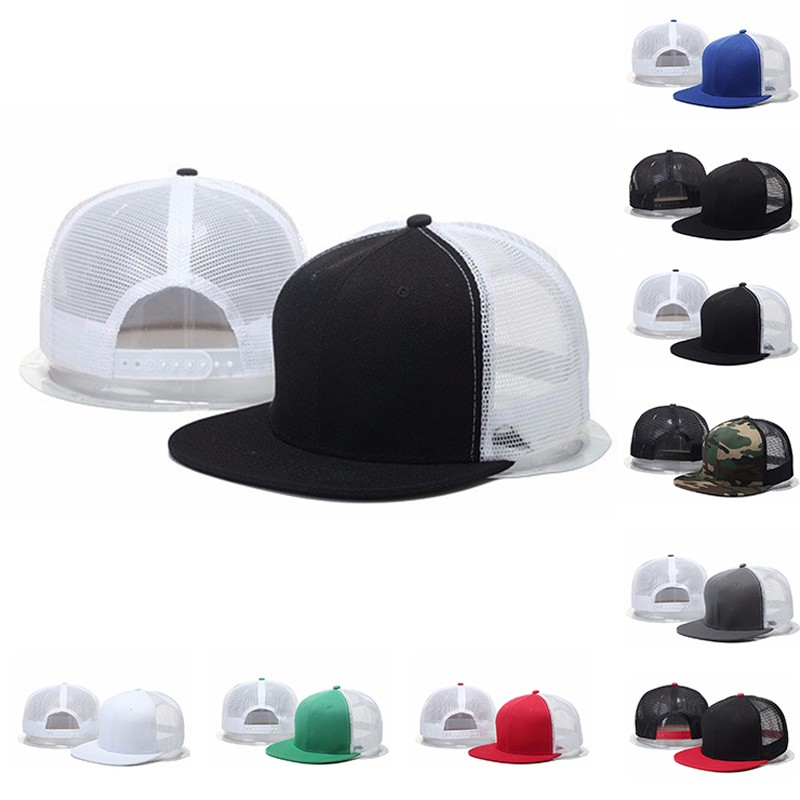 542c7968212 📢Hip hop Baseball Caps Adjustable Pure Color Blank Curved Plain Hat ...