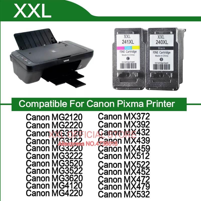 Canon Mx452 Mx472 Ink Cartridge For Canon Pixma Mx452 Mx472 Mx 452 Mx 472 Printer Ink Cartridge Pg240 Shopee Malaysia