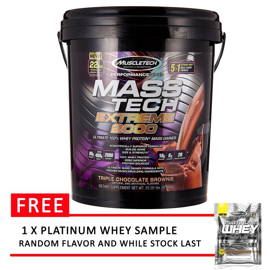 Inner Armour Hard Mass Gainer 15 Lbs 68 Kgs Shopee Malaysia Mutant Lb