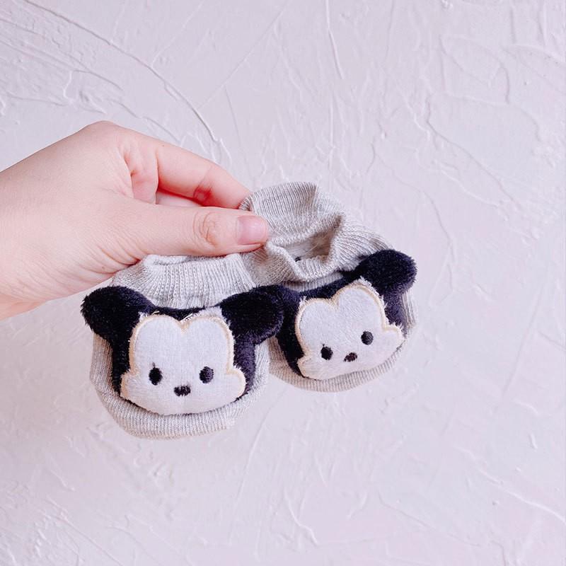 Baby Sock 3D Cartoon 0-24 months 婴儿3D卡通婴儿袜 0-24个月 BB0018