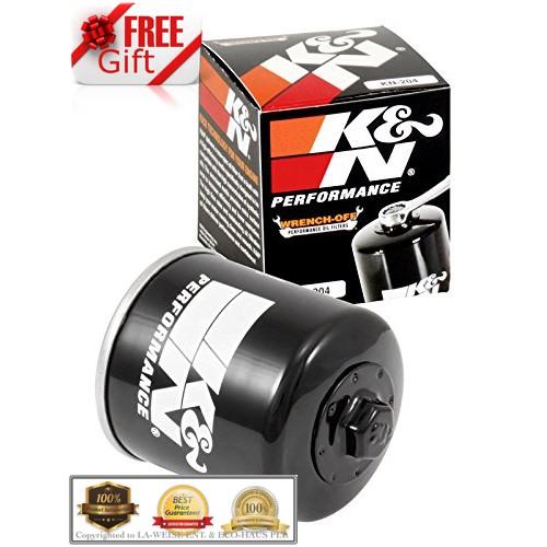 [Genuine] K&N Oil Filter - APRILIA (BIKES / MOTORCYCLES)  ***FREE GIFT***