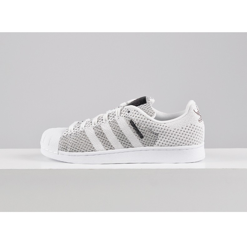 new arrivals d78dd a7188 adidas superstar s79441 weave white grey