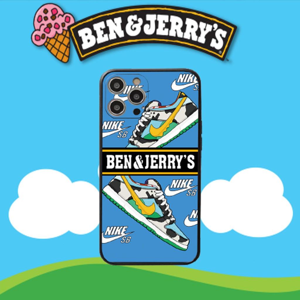 BEN&JERRY IMD Design Case Iphone 6 6PLUS 7 8 7PLUS 8PLUS X XR XSMAX 11 11PRO 11PRO MAX 12MINI 12PRO MAX
